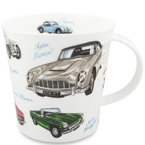 Чашка Dunoon Cairngorm Classic Collection Car 0,48 л, фото