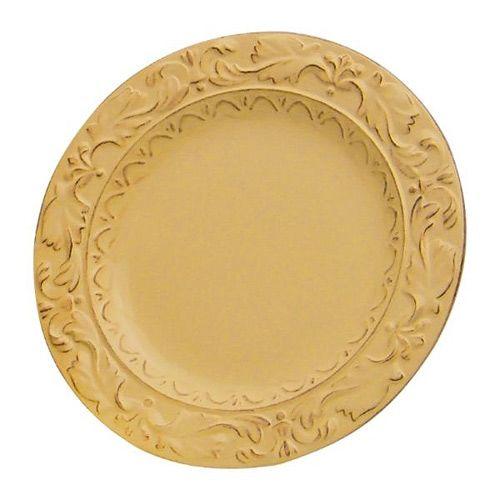 Firenze Gold: Certified International тарелка , фото