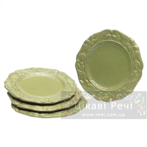 Firenze Green: Certified International тарелка , фото