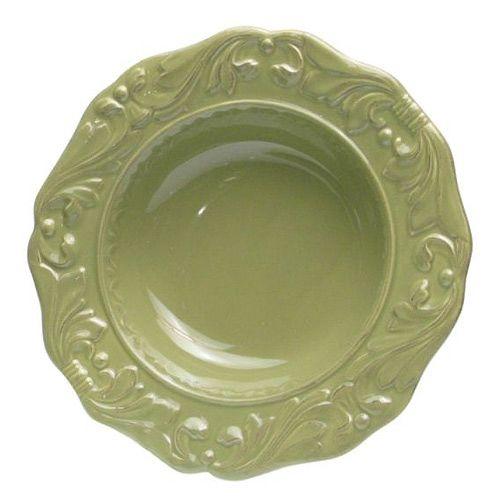 Firenze Green: Certified International тарелка глубокая, фото