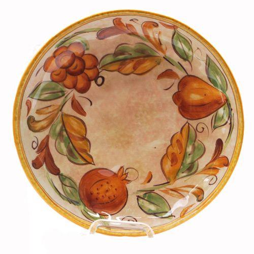 Тарелка суповая Certified International Milano, фото