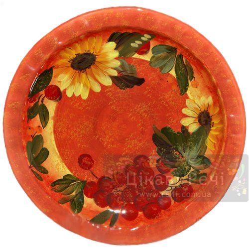 Tuscan Morning: Certified International тарелка , фото