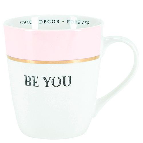 Кружка кофейная Miss Etoile Be you, фото