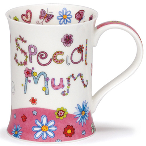 Чашка Dunoon Cotswold Special Mum 0,33 л, фото