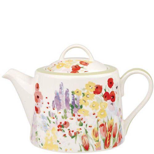 Чайник Churchill Collier Campbell объемом 0.83 л с цветочным рисунком, фото
