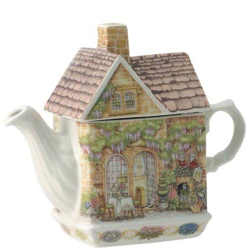 Чайник с крышкой Wysteria Lodge Churchill James Sadler , фото