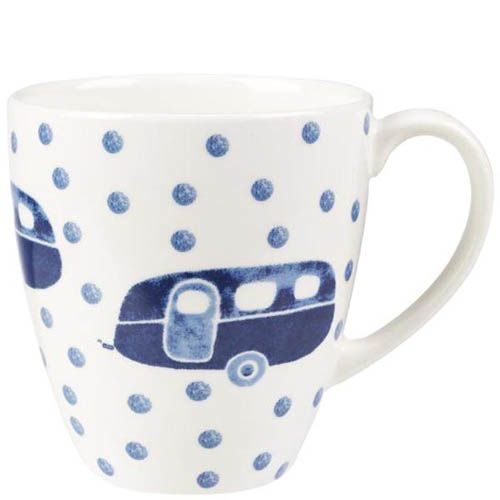 Чашка Churchill Sieni объемом 0.5 л с рисунком трейлеров, фото