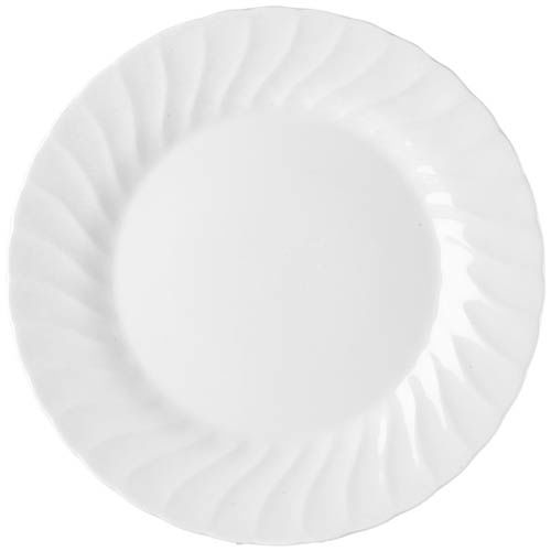 Тарелка Churchill Chelsea White 17 см, фото
