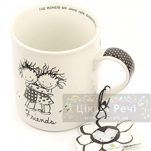 Чашка Друзья Enesco, фото