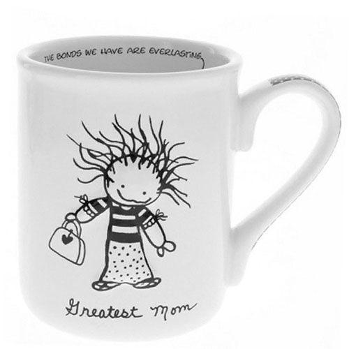 Чашка Enesco Greatest Mom, фото