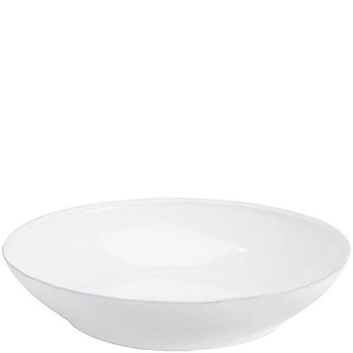 Салатник Costa Nova Friso белого цвета 2.9л, фото