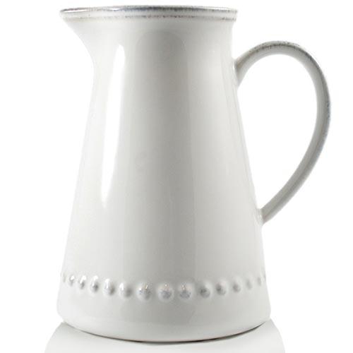Кувшин-питчер белый Costa Nova Pearl 1.7л, фото