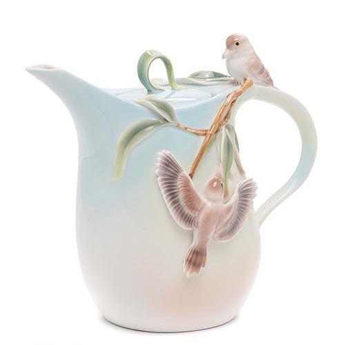 Заварочный чайник Pavone Зимородок Кукабара, фото