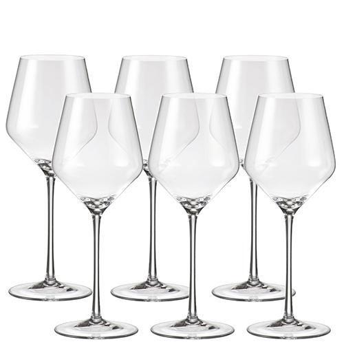 Набор бокалов для красного вина FMF Bohemia Elizabeth 500мл, фото