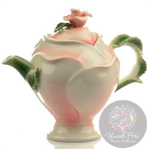 Заварник Fromone Чайная роза, фото
