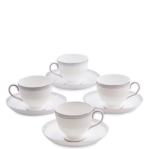 Чайный набор Pavone на четыре персоны Венецианская Классика, фото