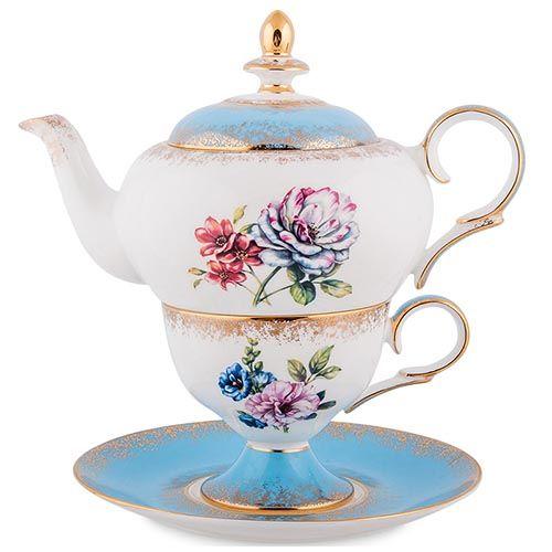 Чайный набор Pavone Цветок Неаполя, фото