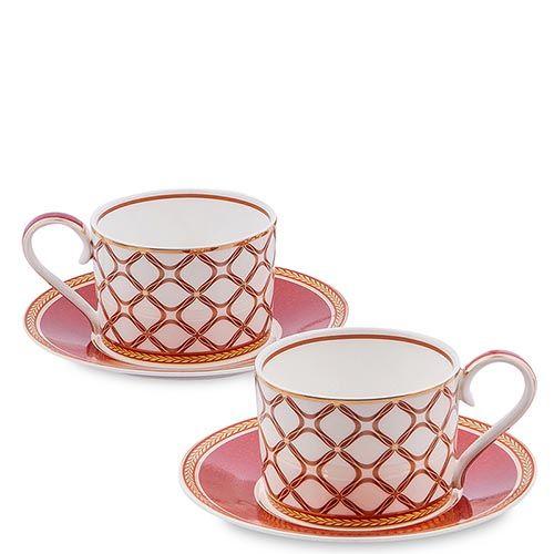 Чайный набор Pavone на две персоны Eleganza, фото