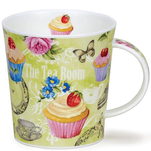 Чашка Dunoon Lomond Teatime Green 0,32 л, фото
