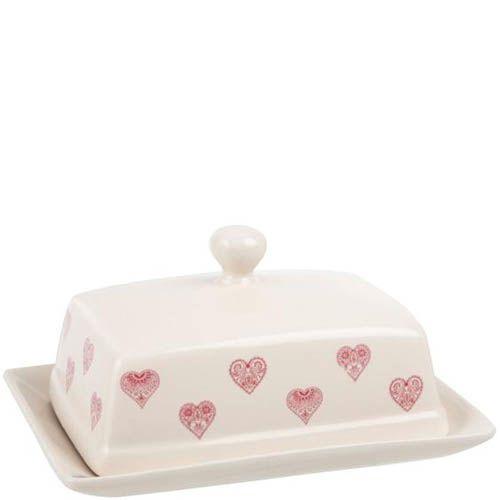 Масленка с крышкой Churchill Made With Love, фото