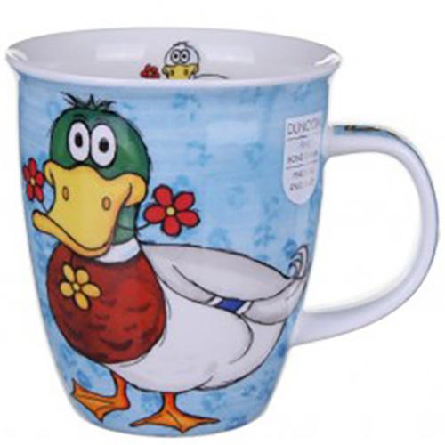 Чашка Dunoon Nevis Fluffy Chums Duck, фото