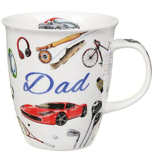 Чашка Dunoon Nevis Dad 2016 0,48 л, фото