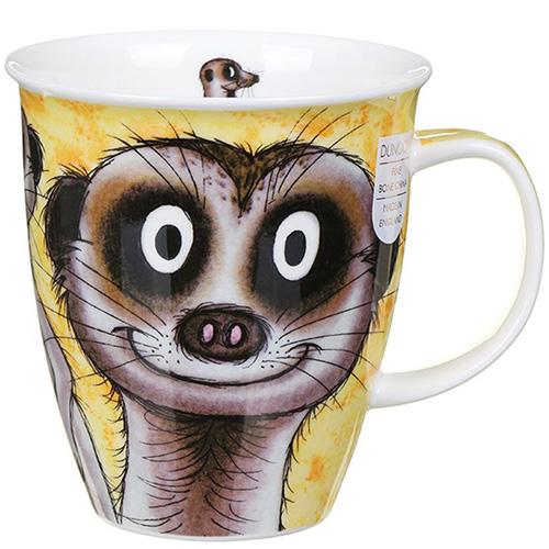Чашка Dunoon Nevis Go Wild Meerkat, фото