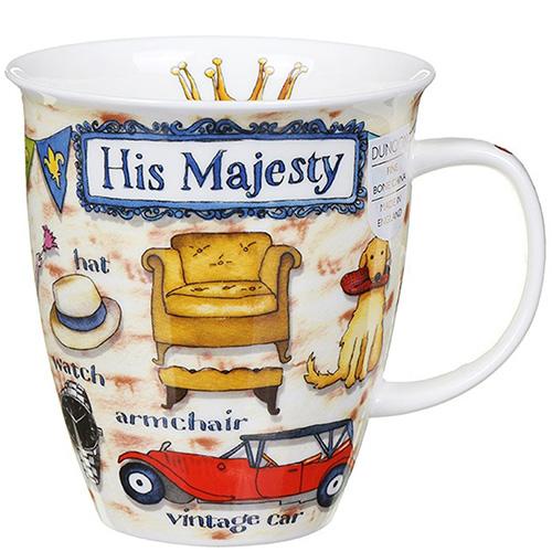 Чашка Dunoon Nevis His Majesty, фото