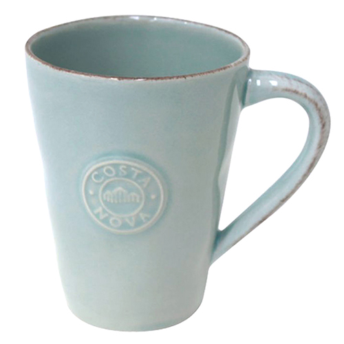 Бирюзовая чашка Costa Nova Nova 360мл, фото