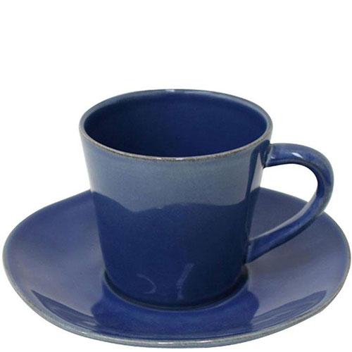 Кофейный набор Costa Nova Nova синего цвета 6шт, фото