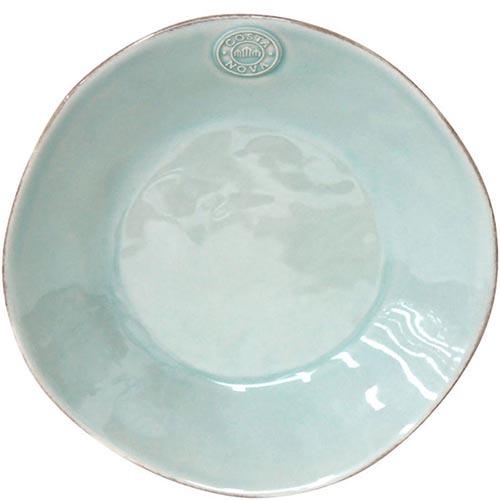 Набор из 6 тарелок для супа Costa Nova Nova голубого цвета 790мл, фото