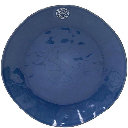 Блюдо синее Costa Nova Nova 33х32.7см, фото