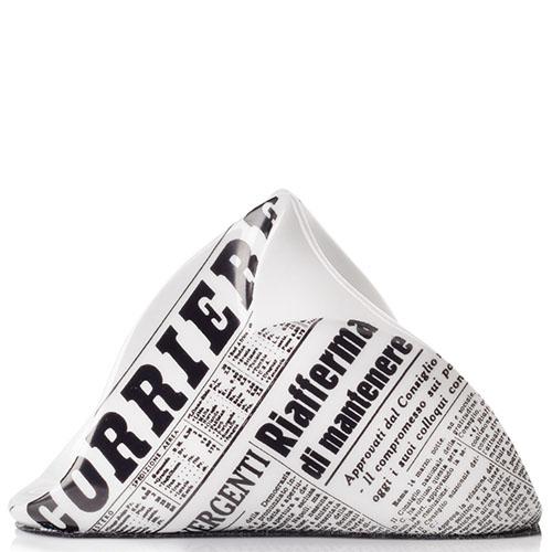 Подставка под салфетки Fornasetti Giornale с принтом Газета, фото
