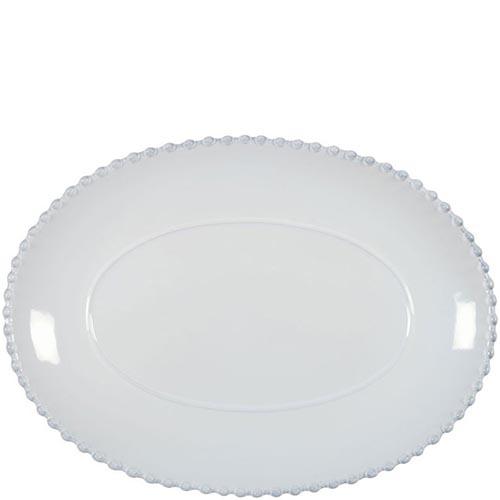 Блюдо овальное Costa Nova Pearl 33см, фото