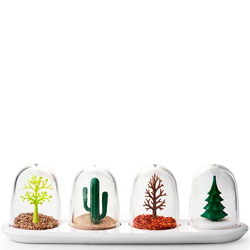 Набор для специй Qualy Four Seasons, фото