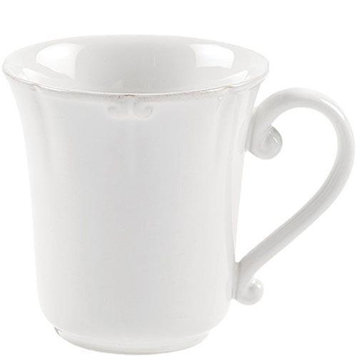 Набор из 6 чашек Costa Nova Barroco белого цвета, фото