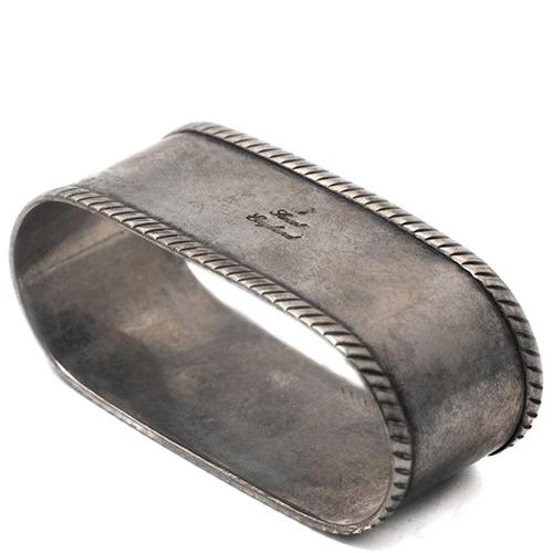 Кольцо для салфетки Royal Family Шеффилд с гравировкой, фото