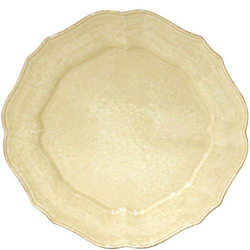 Блюдо Costa Nova Impressions 34см желтого цвета, фото