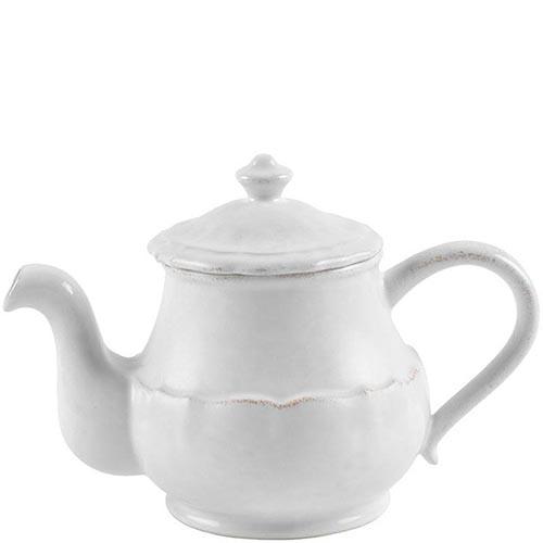 Белый заварник для чая Costa Nova Impressions 1.3л, фото