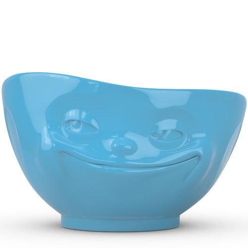 Пиала Tassen Grinning голубая, фото