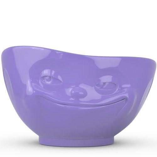 Пиала Tassen Grinning фиолетовая, фото
