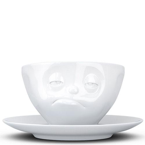 Чашка с блюдцем Tassen Snoozy, фото