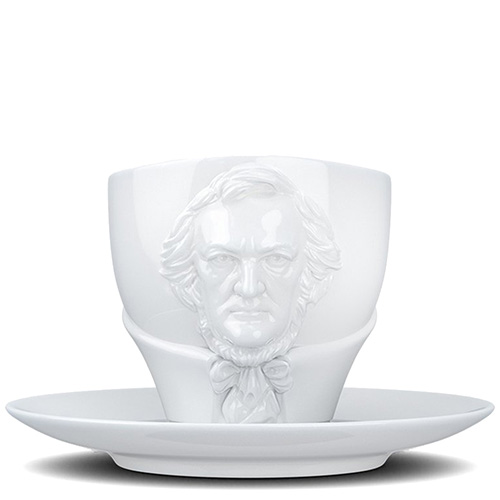 Чашка с блюдцем Tassen Talent Richard Wagner, фото