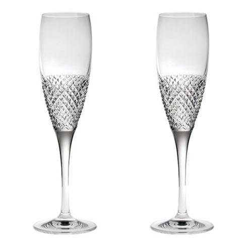 Бокалы для шампанского Royal Scot Crystal Tiara, фото