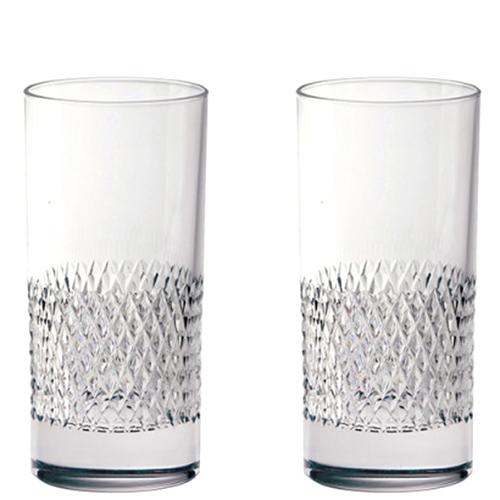 Высокие стаканы Royal Scot Crystal Tiara, фото