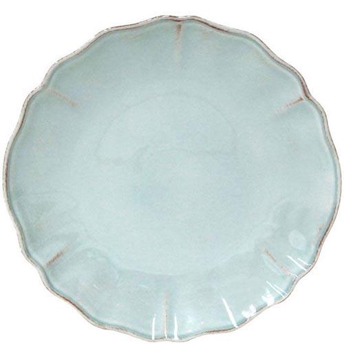 Набор из 6 десертных тарелок голубого цвета Costa Nova Alentejo 21см, фото