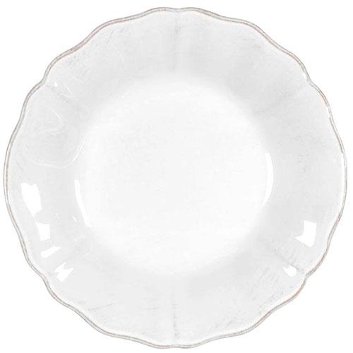 Набор суповых тарелок Costa Nova Alentejo белого цвета на 6 персон, фото
