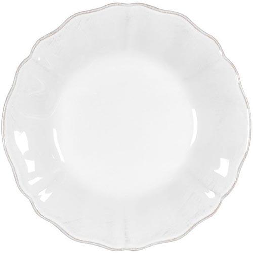 Набор из 6 тарелок для супа Costa Nova Alentejo белого цвета 630мл, фото