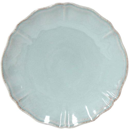 Набор из 6 тарелок Costa Nova Alentejo голубого цвета 27см, фото
