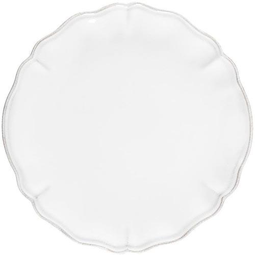 Набор из 6 тарелок Costa Nova Alentejo белого цвета 27см, фото